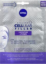 Nivea Hyaluron Cellular Filler 10 Minuten Tuchmaske