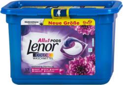 Lenor Colorwaschmittel Amethyst Blütentraum