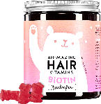 dm-drogerie markt Bears with benefits Haarvitamine Ah-Mazing Zuckerfrei, 30 St.