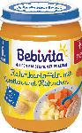 dm-drogerie markt Bebivita Babymenü Rahmkartoffeln mit Karotten und Hühnchen ab 6. Monat