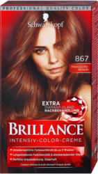 Brillance Intensiv-Color-Creme - Nr. 867 Mahagoni-Braun