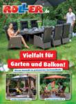 Roller Vielfalt für Garten und Balkon! - bis 05.06.2020