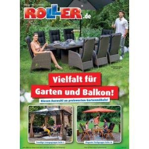 Vielfalt für Garten und Balkon! Prospekt Berlin