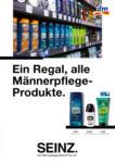 dm-drogerie markt Ein Regal, alle Männerpflege- Produkte. - bis 27.02.2020