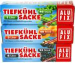BILLA Alufix Tiefkühlsäcke 3er-Set