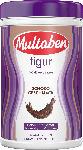 dm-drogerie markt Multaben Mahlzeitenersatz, Diät-Eiweiß-Shake Pulver figur, Schoko-Geschmack