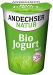real Andechser Natur Bio-Jogurt, mild 0,1/1,8/3,8 % Fett, jeder 500-g-Becher - bis 29.02.2020