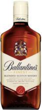 Ballantines Finest Scotch Whisky 40 % Vol.,  jede 0,7-l-Flasche