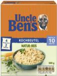real Uncle Ben's Reis versch. Sorten, jede 500-g-Packung - bis 08.08.2020