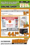 Globus Baumarkt Wochen Angebote - bis 29.02.2020