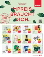MPREIS Flugblatt gültig bis 15.03. Vorarlberg