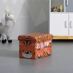 Kinder Sitzbox in multicolor 'Tiger'