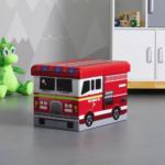 mömax Wels Kinder Sitzbox in multicolor 'Car'