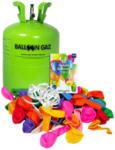 Möbelix Heliumgasflasche inkl. 50 Ballons