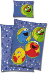 Kinderbettwäsche Sesam Straße Sesam Straße Stars
