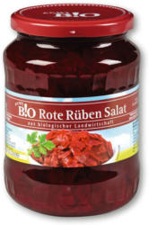 ECHT B!O Rote Rüben Salat