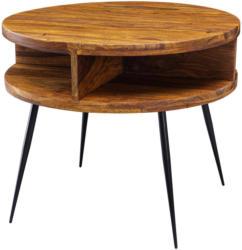 Couchtisch In Holz 60/60/50 Cm