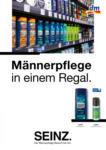 dm-drogerie markt Männerpflege in einem Regal - bis 05.03.2020