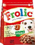 dm-drogerie markt Frolic Trockenfutter für Hunde, Mini mit Rind
