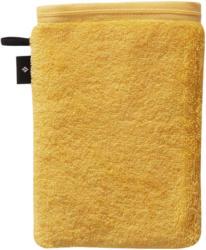 Waschhandschuh 22/16 cm Gelb
