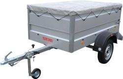 Pongratz Anhänger-Set LPA 206 U-B inkl. Aufsatzwände 360 mm, Flachplane