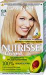 dm Garnier Nutrisse Creme dauerhafte Pflege-Haarfarbe - Nr. 10.1A Extra Kühles Hellblond