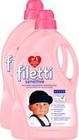 Lessive en gel Sensitive Filetti