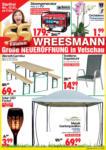 Wreesmann Große NEUERÖFFNUNG in Vetschau - bis 06.03.2020
