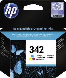 Tintenpatrone Nr. 342, farbig (C9361EE)
