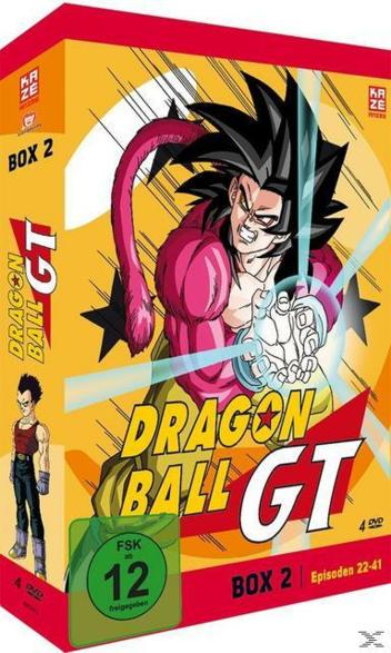 Dragonball GT Box 2/3 (Episoden 22-41) [DVD]