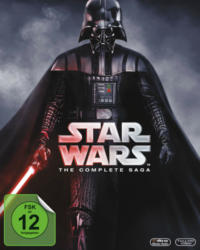 Star Wars: The Complete Saga Box