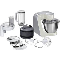 Küchenmaschine CreationLine MUM58L20, mineral grey / silber