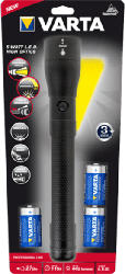 Taschenlampe 5 Watt LED High Optics Light 3D