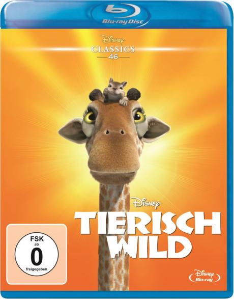 Tierisch wild Disney Classics 46 [Blu-ray]