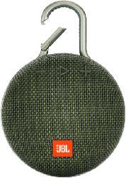 Bluetooth Lautsprecher Clip 3, green