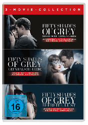 Fifty Shades of Grey 3-Movie Collection