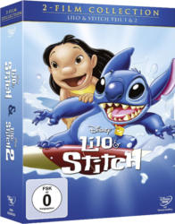 Lilo & Stitch 1+2 Film Collection