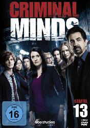 Criminal Minds: Staffel 13