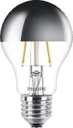 LED Lampe 5,5 W (48 W), E27, Warmweiß, Nicht dimmbar