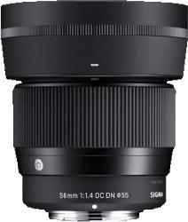 Objektiv 56mm F1,4 DC DN | Contemporary Sony-E