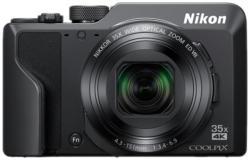 Digitalkamera Coolpix A1000, schwarz