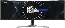 Gaming Monitor C49RG90 49 Zoll, schwarz (LC49RG90SSUXEN)