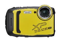 Digitalkamera FinePix XP140 gelb