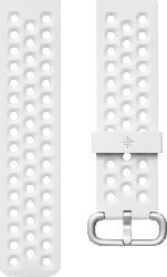 Sportarmband für Fitbit Versa 2 Small, weiß