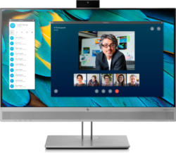 Monitor EliteDisplay E243m, 23.8 Zoll, silber (1FH48AA)