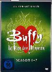 MediaMarkt Buffy - Staffel 1-7 Box (Komplett) Box