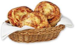 Saftige Pizzaschnecke