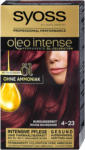 dm syoss oleo intense Permanente Öl-Coloration - Nr. 4-23 Burgunderrot