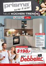 Neue Küchen-Trends