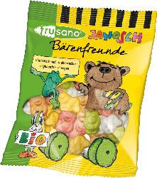 Frusano Fruchtgummi, Janosch Bärenfreude, Gummibären mit Fruchtgeschmack